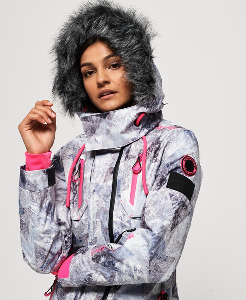 Superdry Damen Ultimate Snow Action Jacke