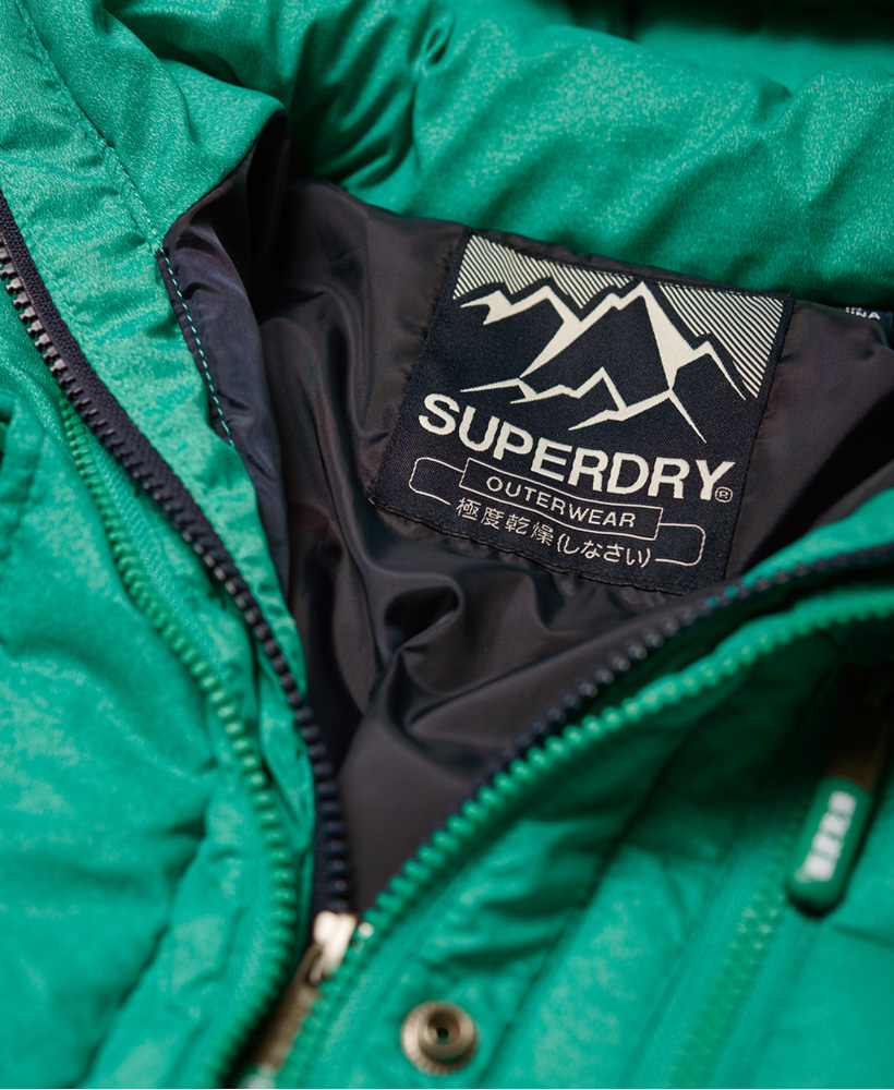 Superdry-Womens-Fuji-Slim-Double-Zip-Hooded-Jacket thumbnail 53
