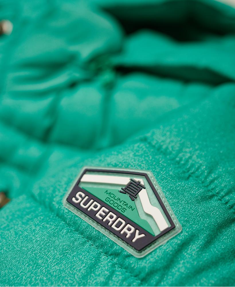 Superdry-Womens-Fuji-Slim-Double-Zip-Hooded-Jacket thumbnail 54