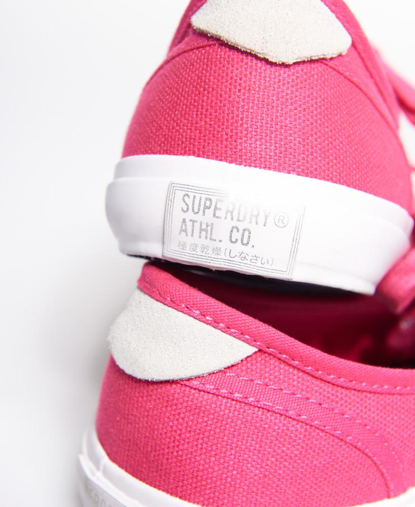 Details zu Superdry Damen Low Pro Sneaker