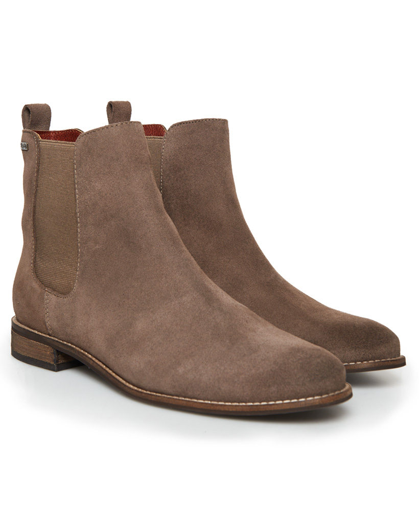 Superdry-Womens-Millie-Lou-Suede-Chelsea-Boots thumbnail 15