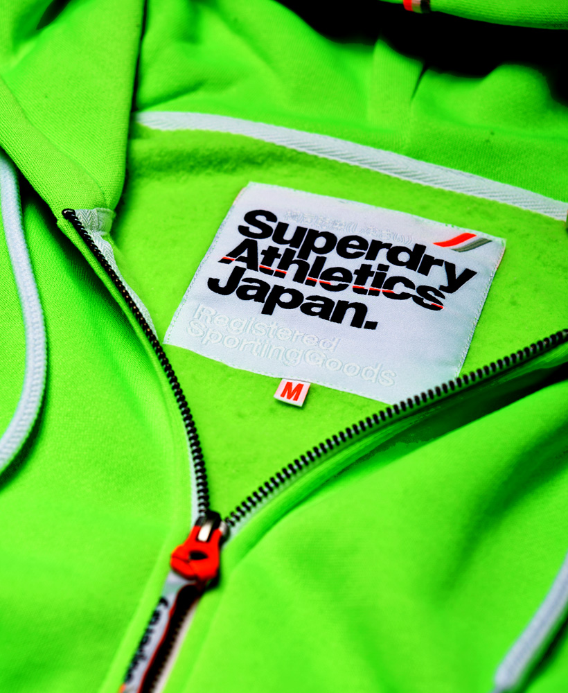 Superdry-Mens-La-Athletics-Zip-Hoodie thumbnail 13