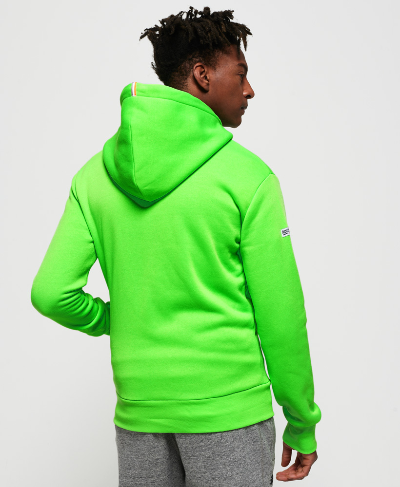 Superdry-Mens-La-Athletics-Zip-Hoodie thumbnail 11