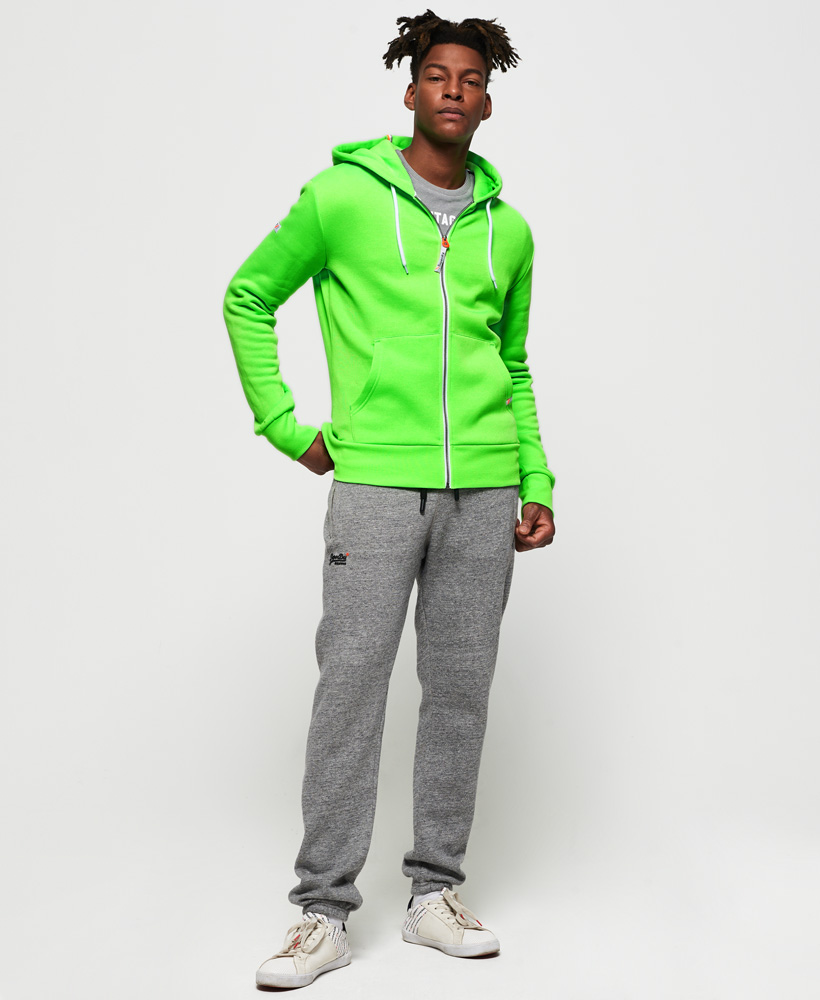 Superdry-Mens-La-Athletics-Zip-Hoodie thumbnail 10