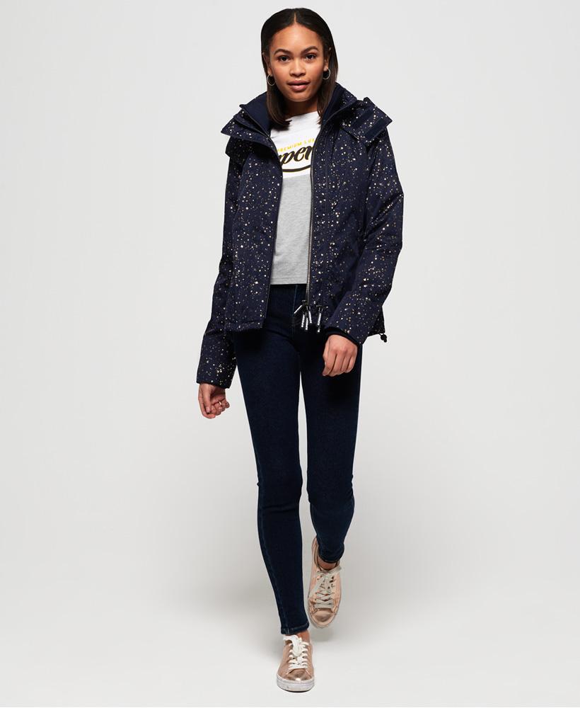 Superdry-Arctic-Hooded-Print-Pop-Zip-SD-Windcheater-Jacket miniatuur 17