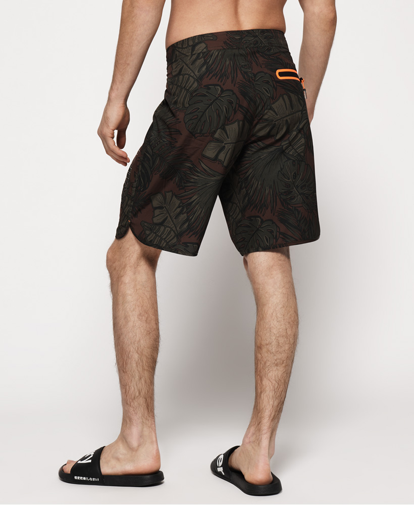 Superdry-Herren-Deep-Water-Boardshorts Indexbild 3