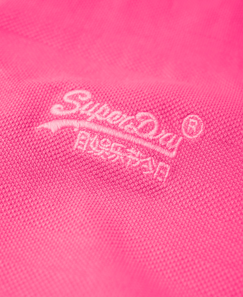 Superdry-Womens-Cotton-Polo-Top thumbnail 21