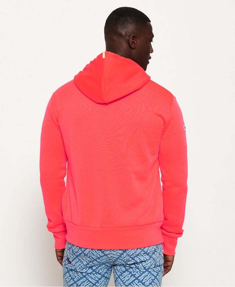 Superdry-Mens-La-Athletics-Zip-Hoodie thumbnail 26