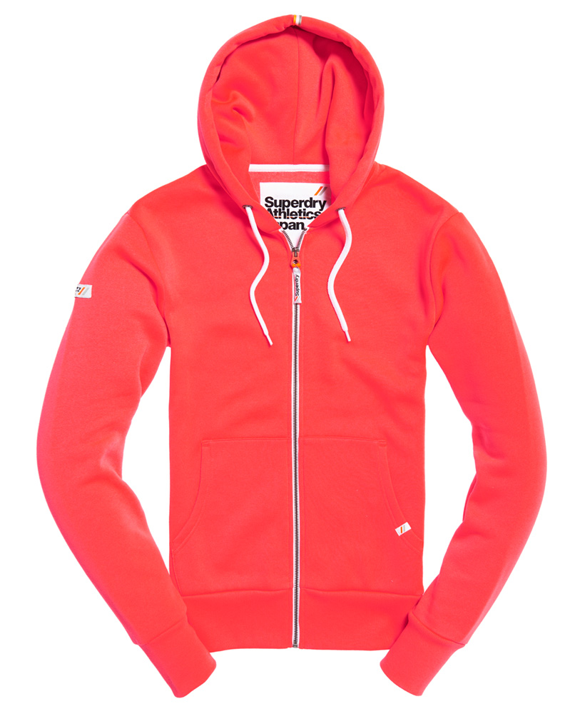 Superdry-Mens-La-Athletics-Zip-Hoodie thumbnail 24