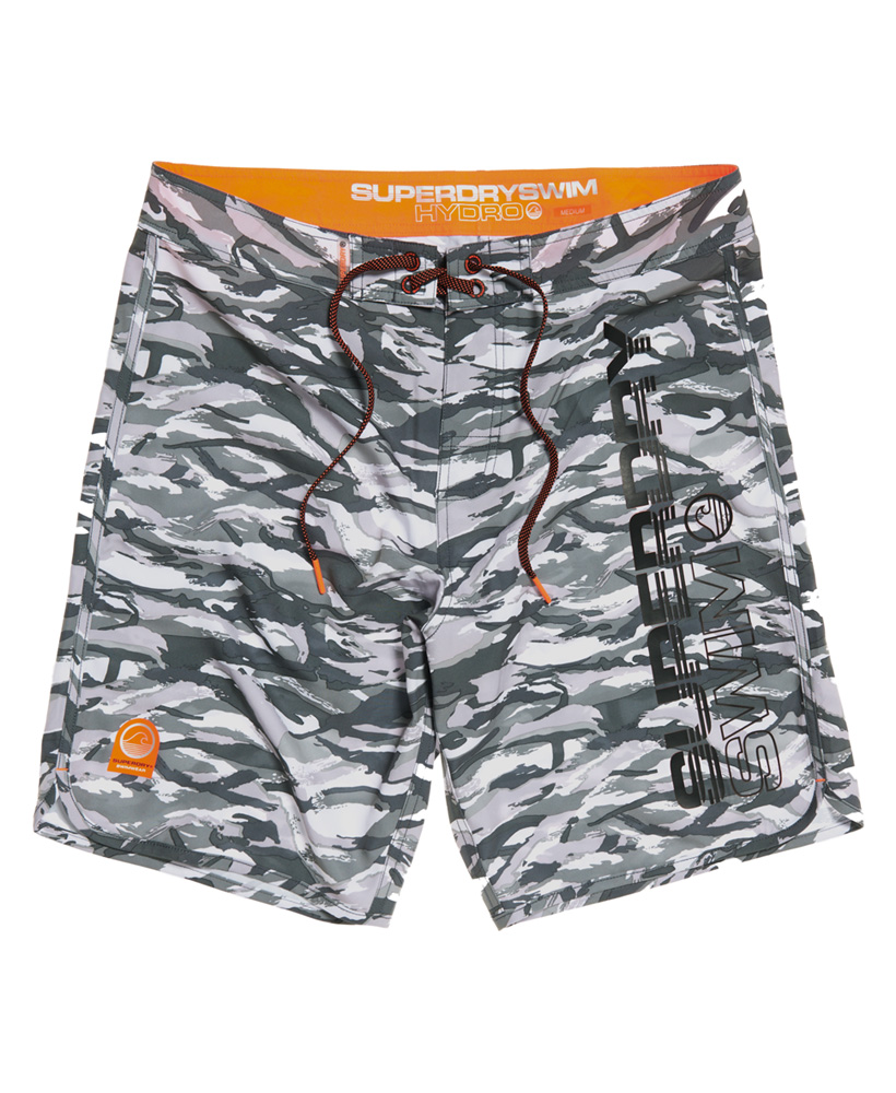 Superdry-Herren-Deep-Water-Boardshorts Indexbild 8