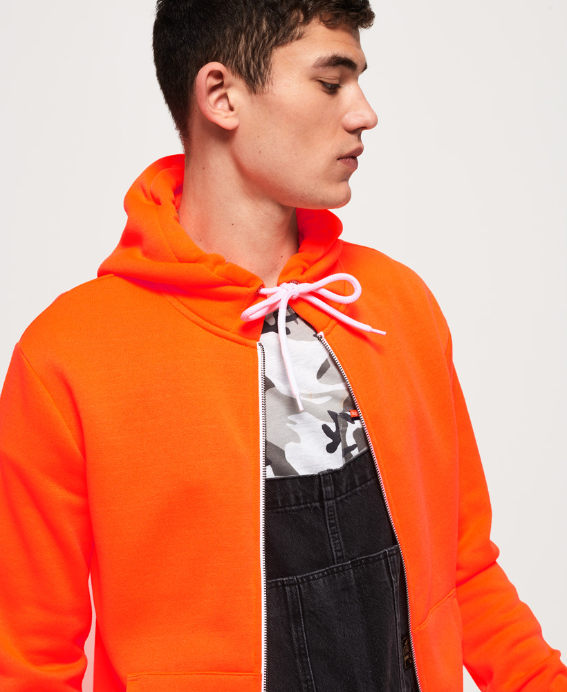 Superdry-Mens-La-Athletics-Zip-Hoodie thumbnail 19