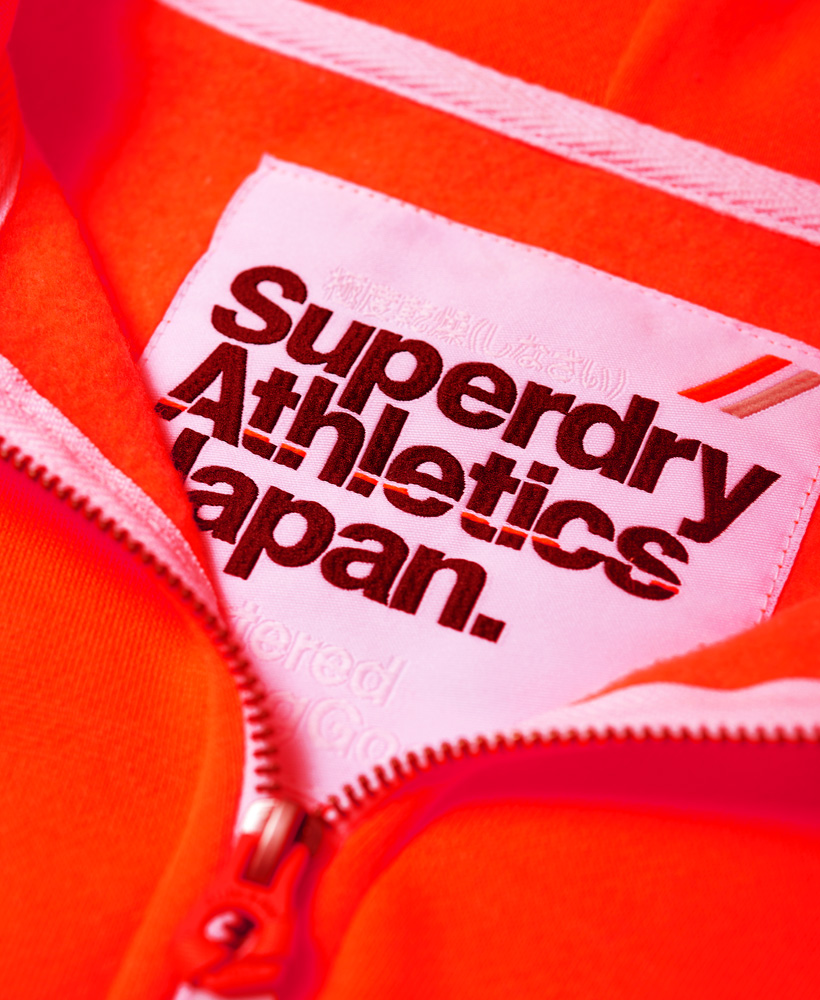 Superdry-Mens-La-Athletics-Zip-Hoodie thumbnail 20