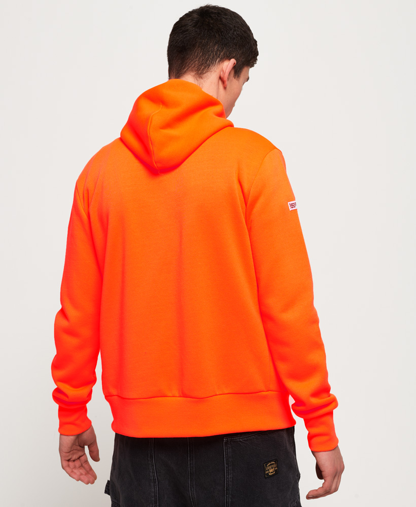 Superdry-Mens-La-Athletics-Zip-Hoodie thumbnail 18