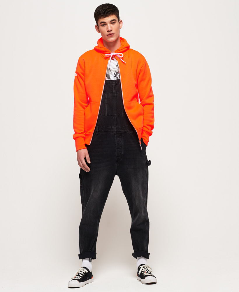 Superdry-Mens-La-Athletics-Zip-Hoodie thumbnail 17