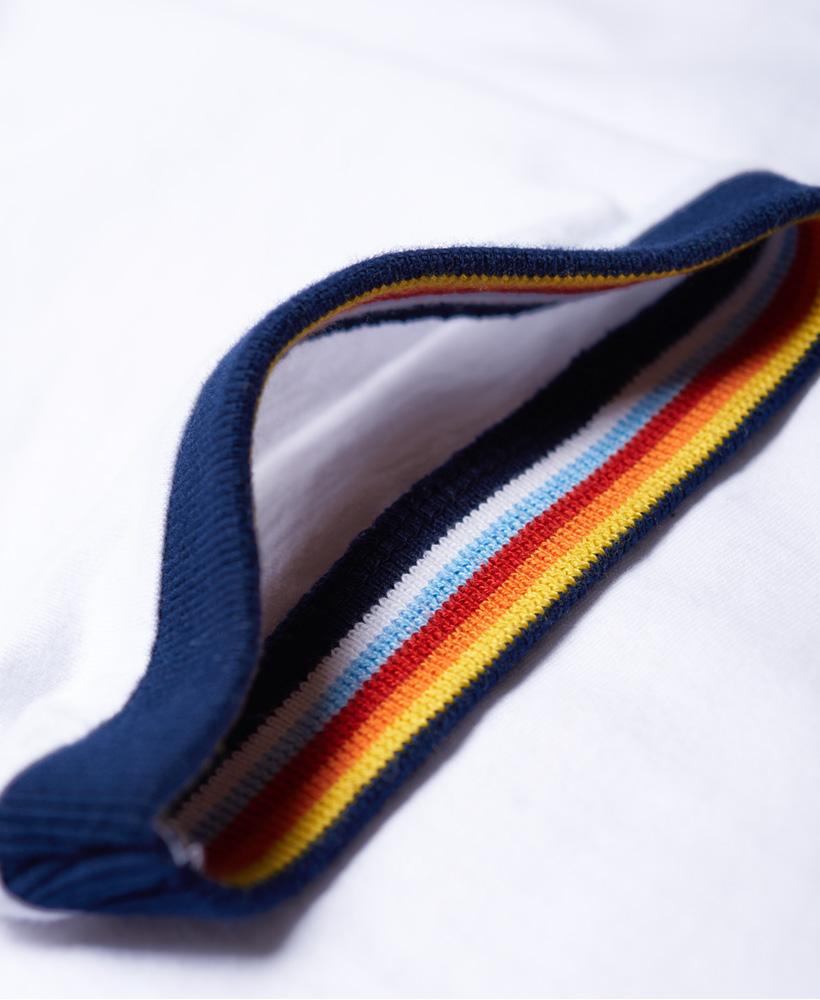 Superdry-Orange-Label-Cali-Stack-T-Shirt miniatura 27
