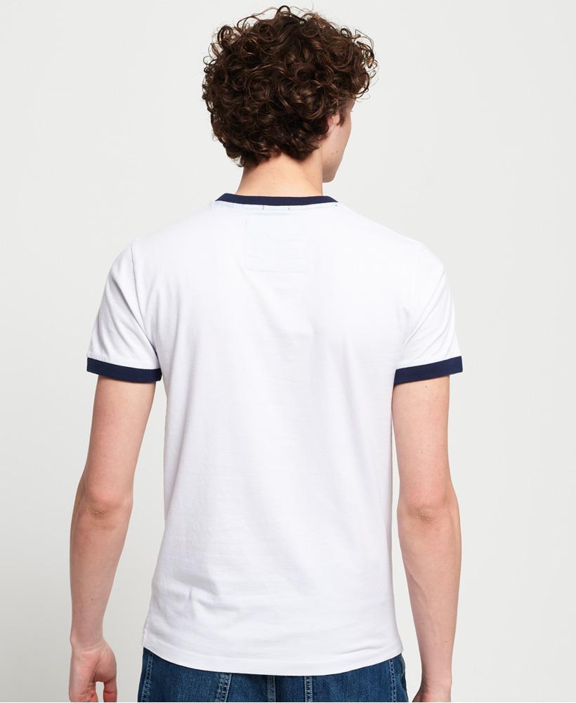 Superdry-Orange-Label-Cali-Stack-T-Shirt miniatura 23