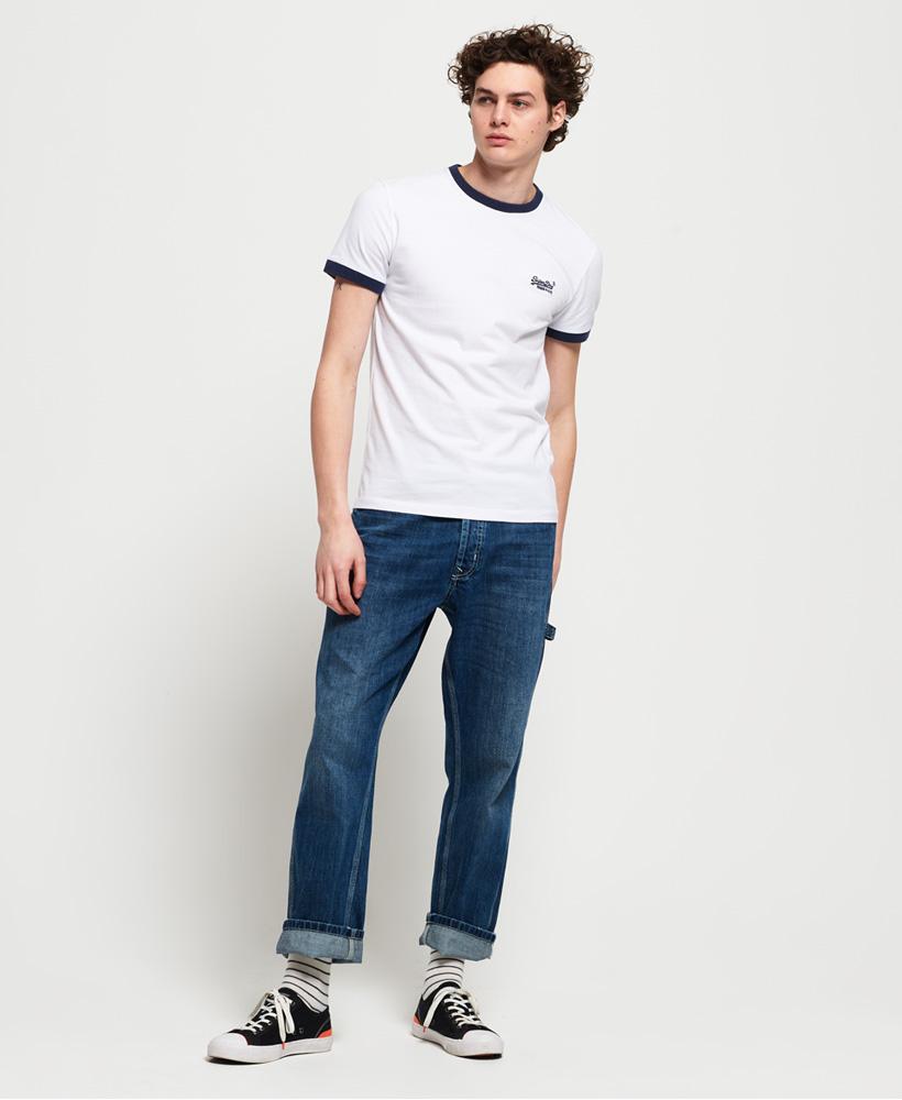 Superdry-Orange-Label-Cali-Stack-T-Shirt miniatura 22