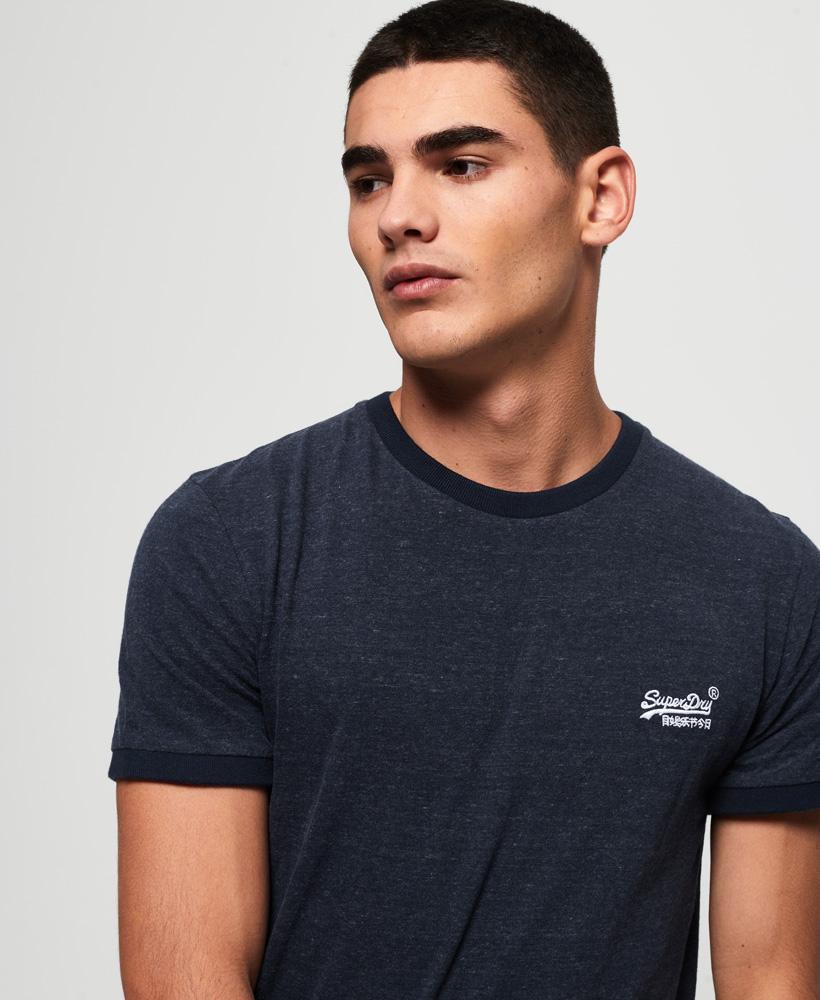 Superdry-Orange-Label-Cali-Stack-T-Shirt miniatura 5