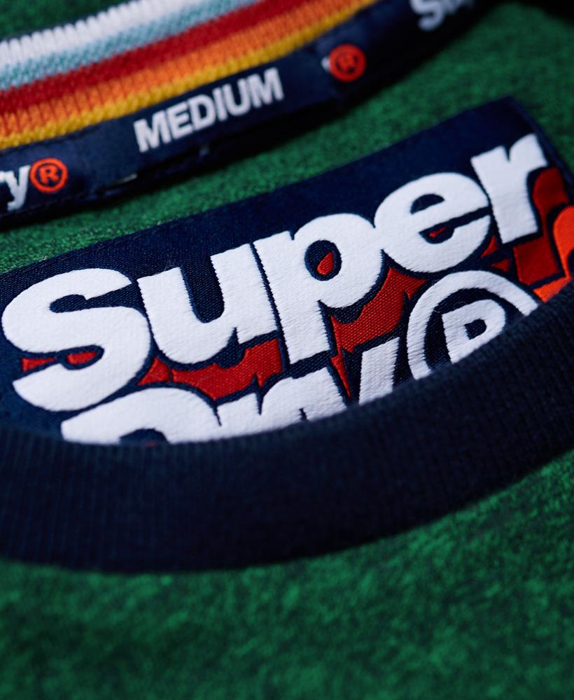 Superdry-Orange-Label-Cali-Stack-T-Shirt miniatura 19