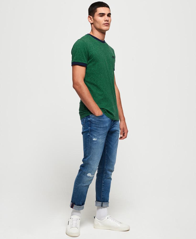 Superdry-Orange-Label-Cali-Stack-T-Shirt miniatura 18