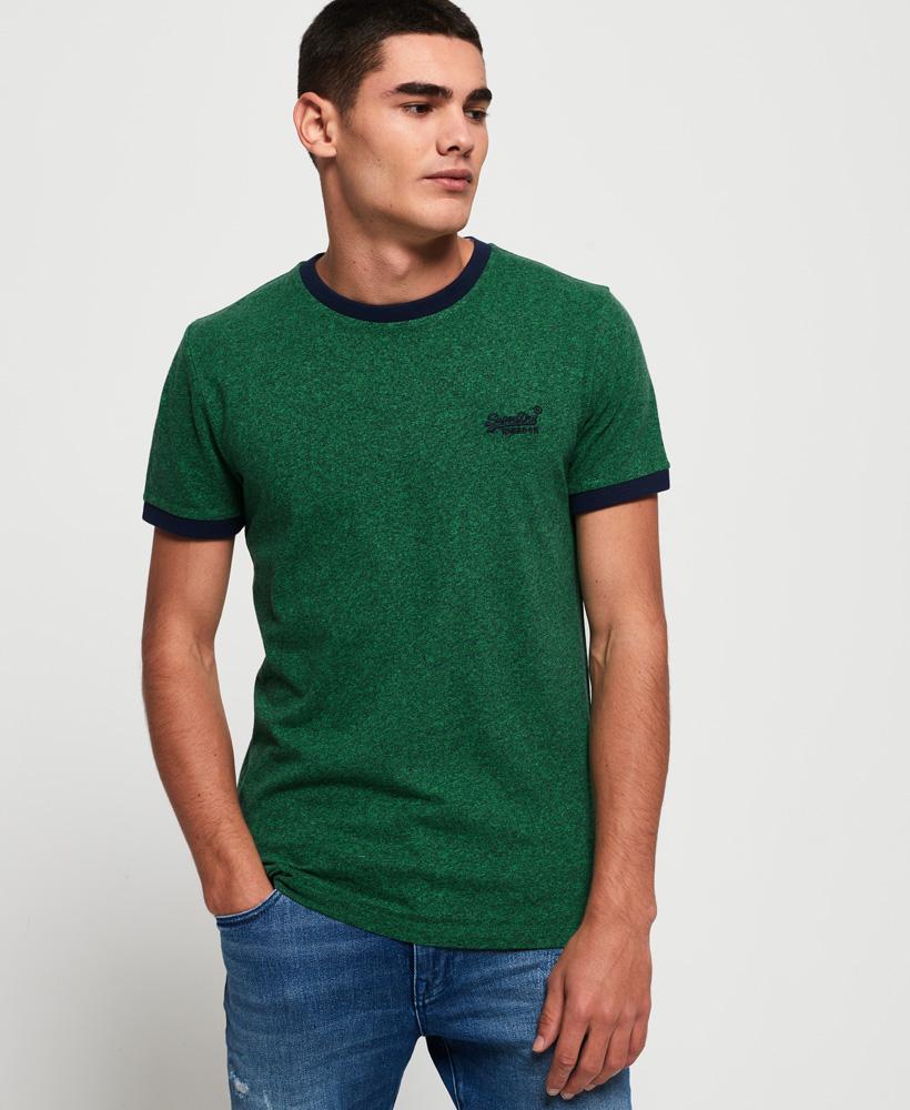Superdry-Orange-Label-Cali-Stack-T-Shirt miniatura 16