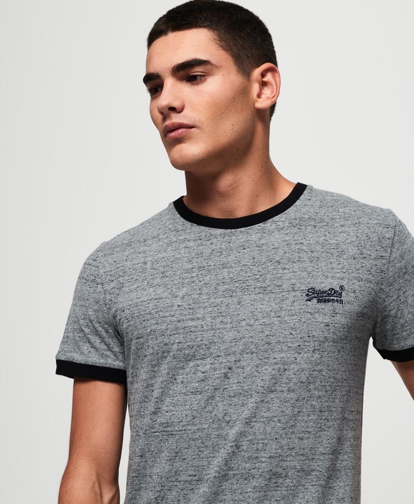 Superdry-Orange-Label-Cali-Stack-T-Shirt miniatura 12