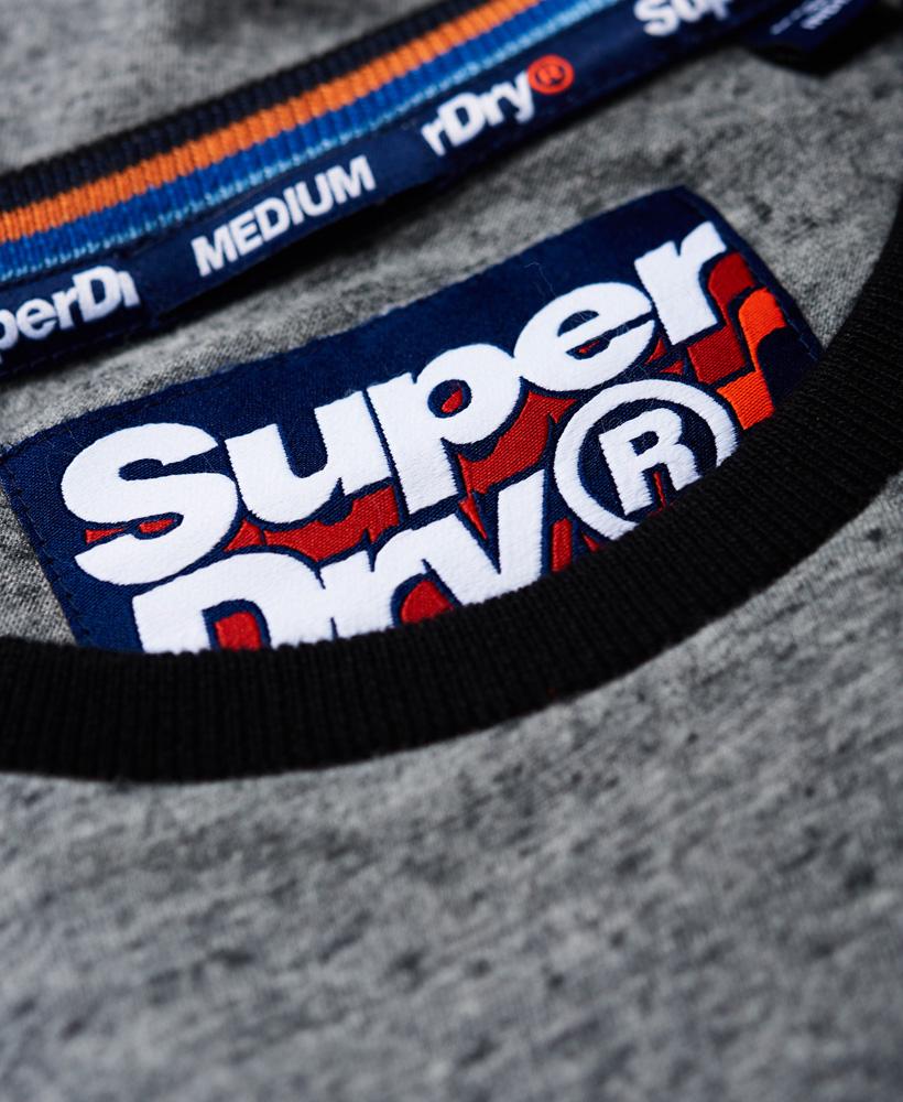Superdry-Orange-Label-Cali-Stack-T-Shirt miniatura 13