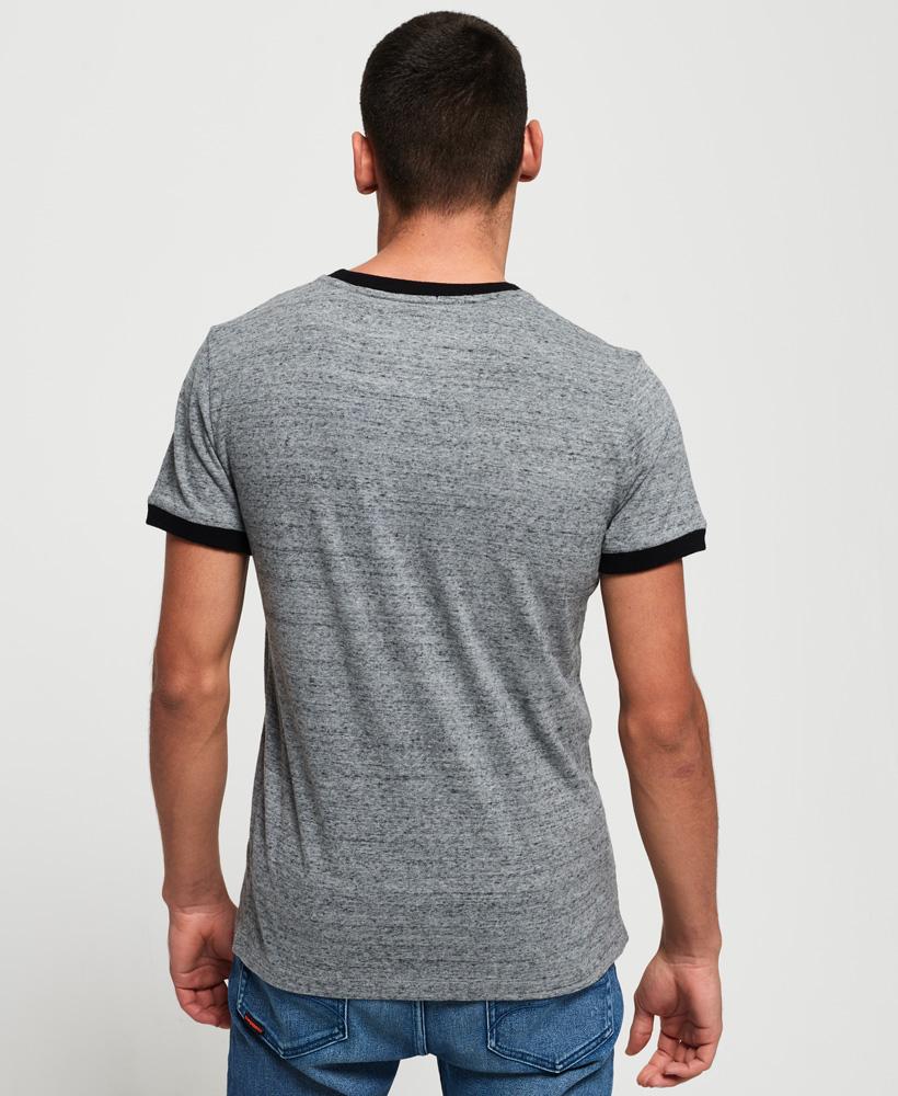 Superdry-Orange-Label-Cali-Stack-T-Shirt miniatura 11