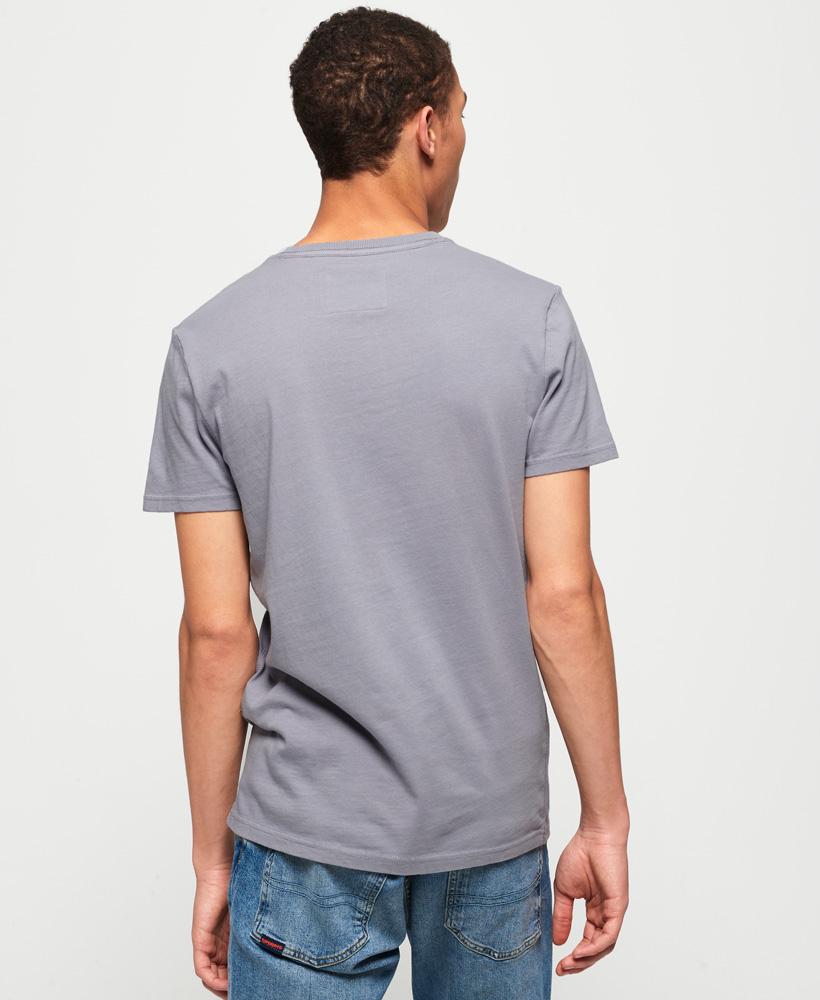 Superdry-Herren-Retro-Surf-T-Shirt miniatura 24