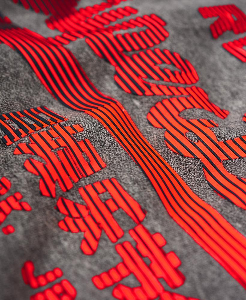 Superdry-Vintage-Logo-1st-Hoodie-mit-Raglanaermeln Indexbild 20
