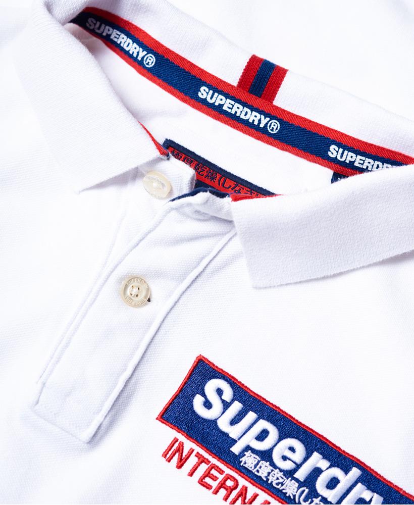 Superdry-Herren-Superstate-Champion-Polohemd-Aus-Bio-Baumwolle Indexbild 33