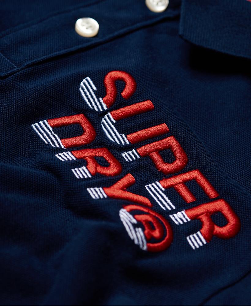 Superdry-Herren-Superstate-Champion-Polohemd-Aus-Bio-Baumwolle Indexbild 27