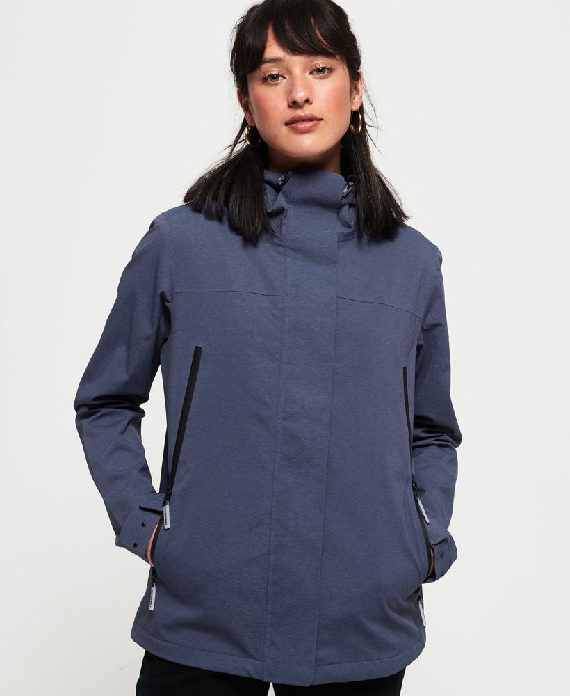 Superdry Womens Alvia Waterproof Jacket