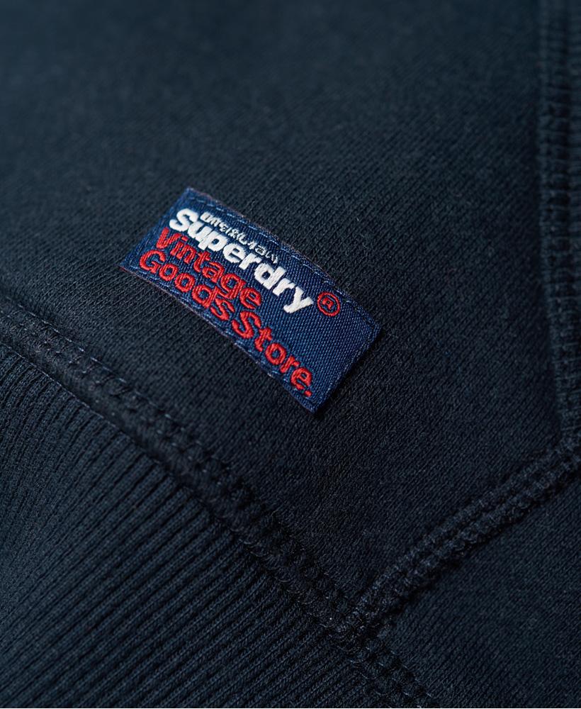 Superdry-Vintage-Logo-1st-Hoodie-mit-Raglanaermeln Indexbild 14