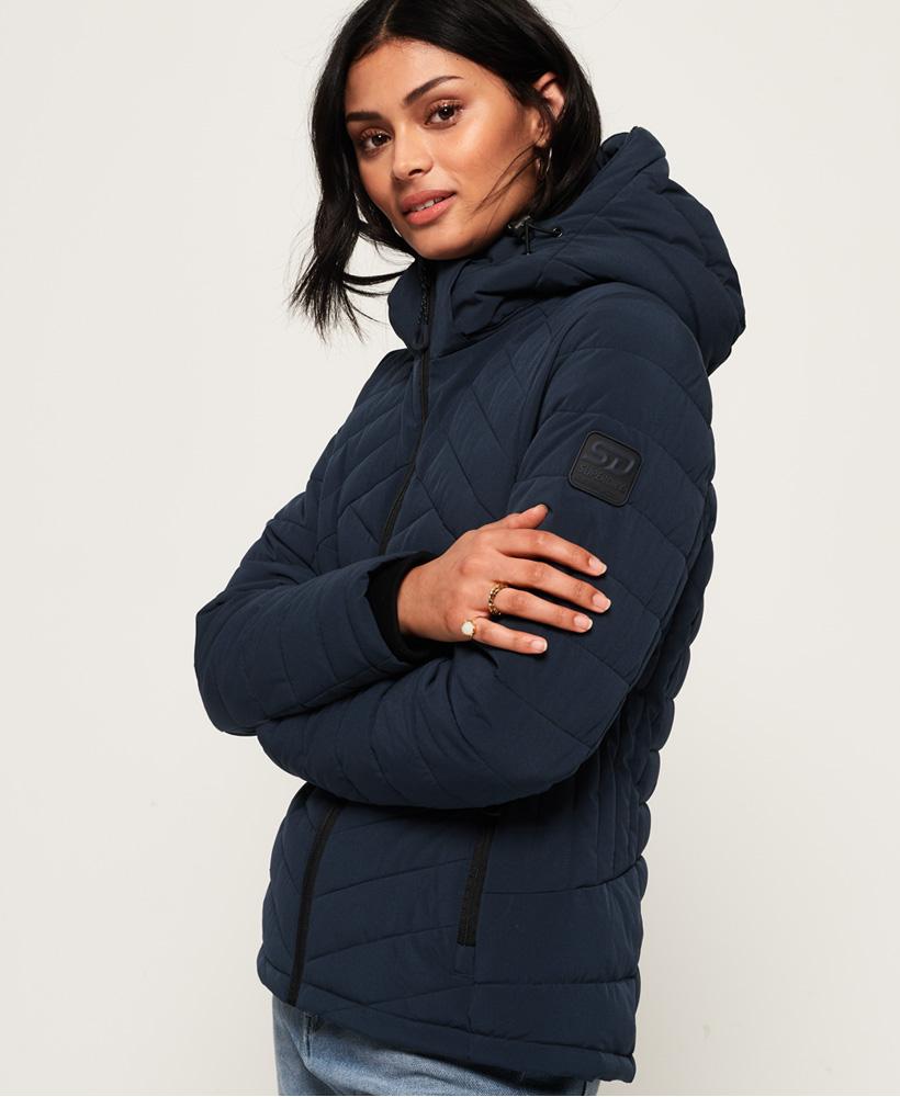 Superdry Womens Kuji Stretch Jacket