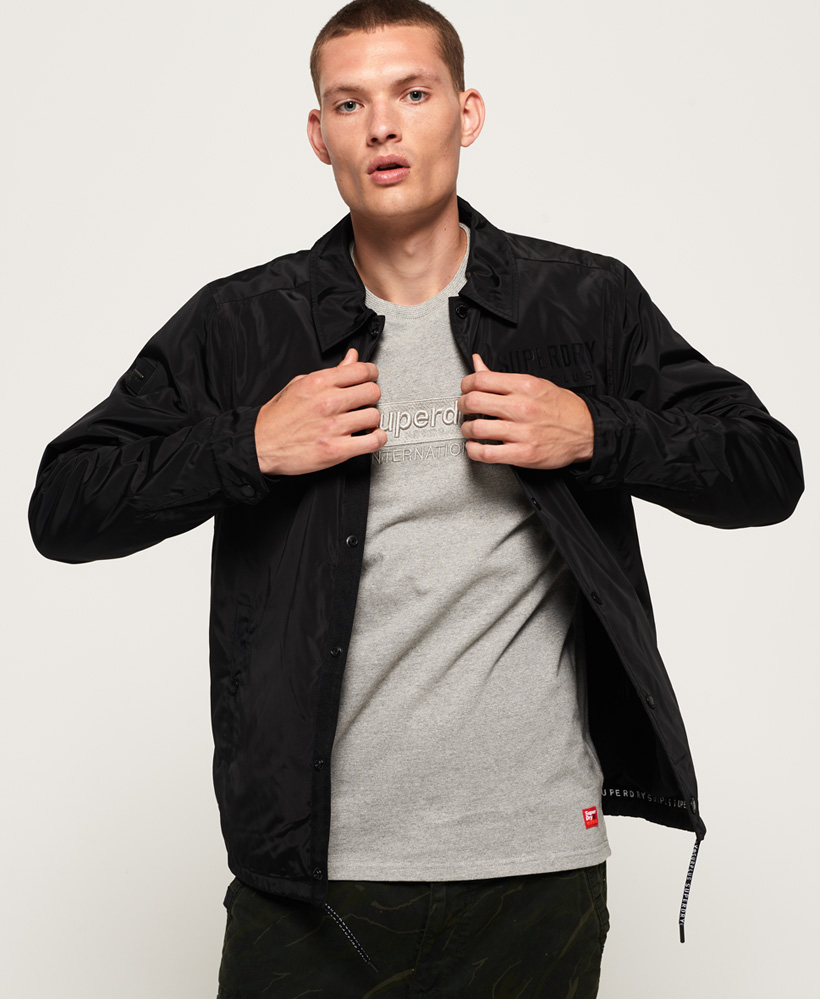 Superdry-Mens-Surplus-Goods-Coach-Jacket thumbnail 12
