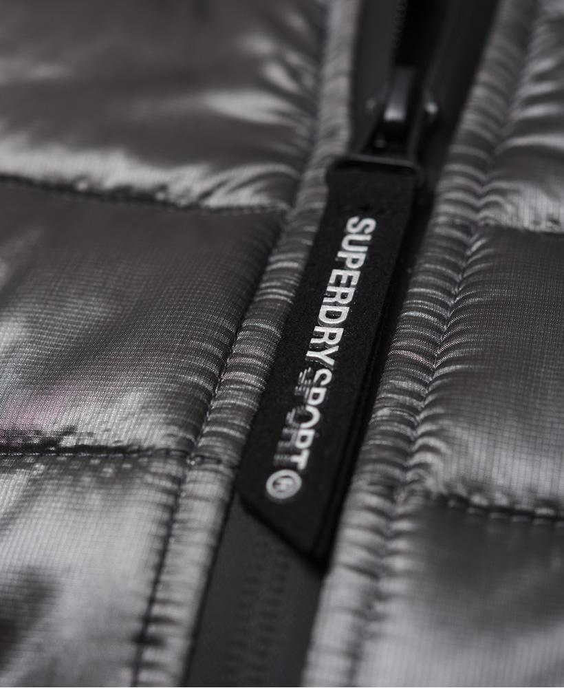 Superdry Damen Core Gym Tech Hybrid Jacke