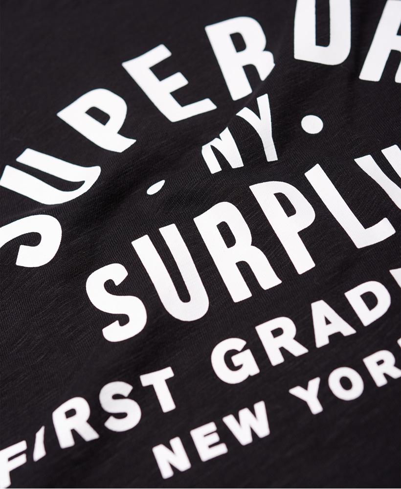 thumbnail 13 - Superdry Mens Surplus Goods Classic Graphic T-Shirt