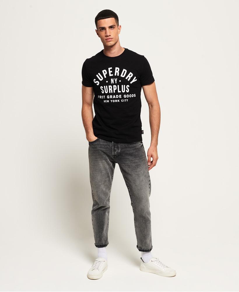 thumbnail 9 - Superdry Mens Surplus Goods Classic Graphic T-Shirt