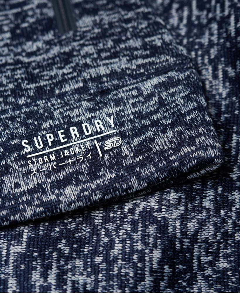 Superdry Damen Storm Heritage Kapuzenjacke