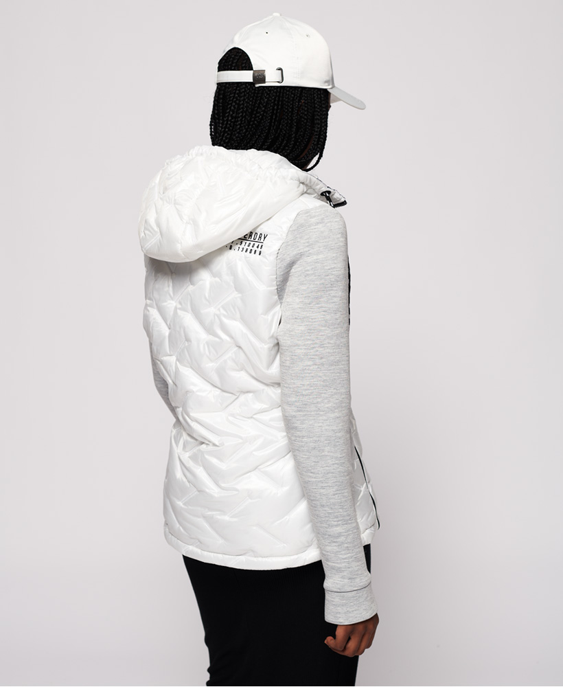 thumbnail 17 - Superdry-Womens-Storm-Injected-Luxe-Hybrid-Jacket