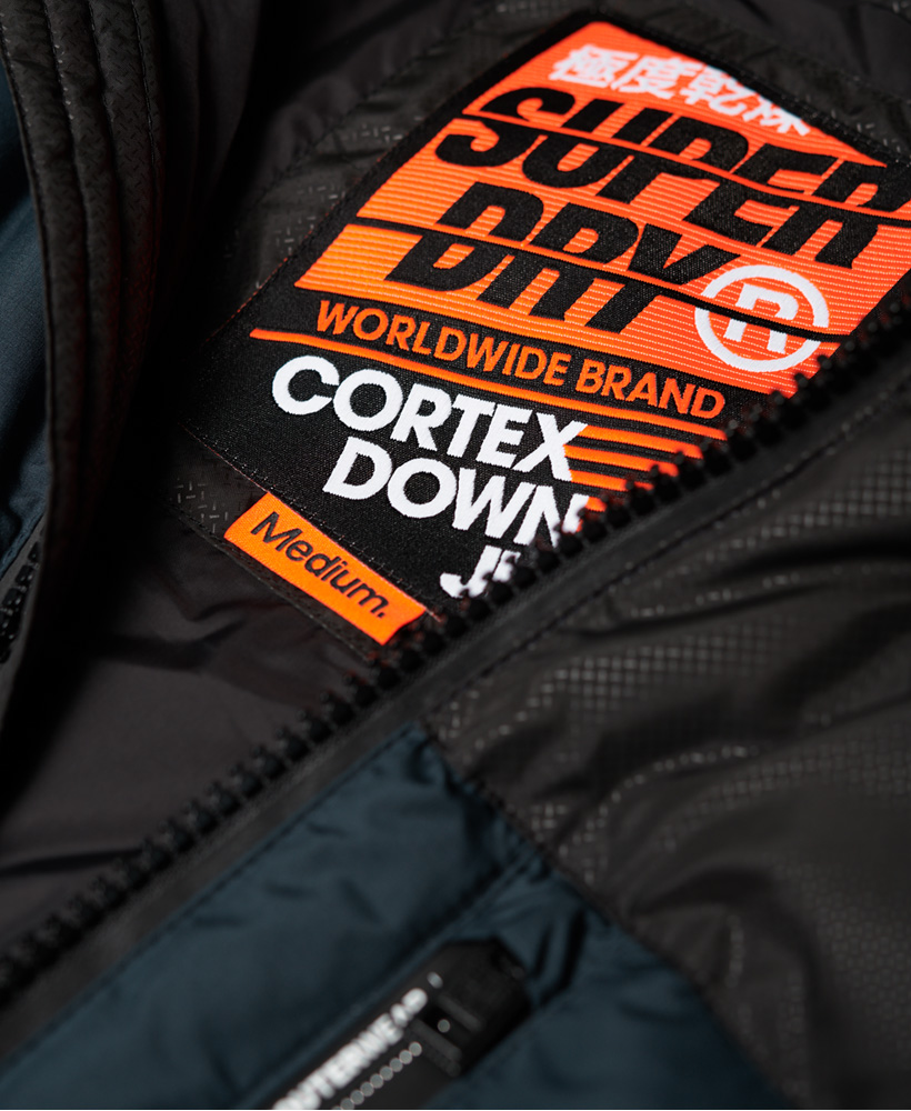 Superdry Mens Cortex Down Jacket