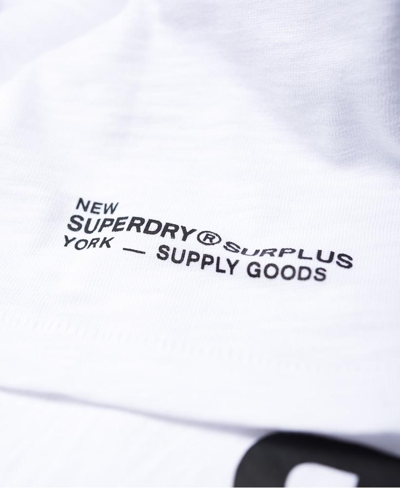 thumbnail 21 - Superdry Mens Surplus Goods Classic Graphic T-Shirt