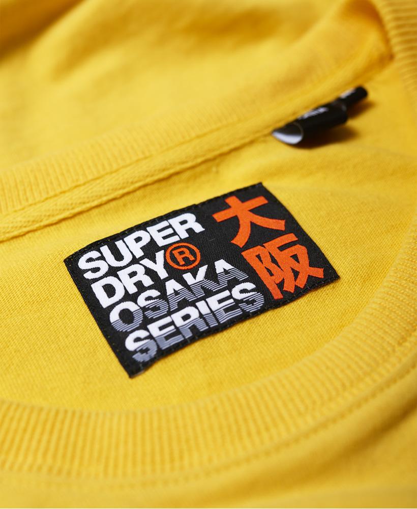 Superdry-Herren-Osaka-T-Shirt Indexbild 14
