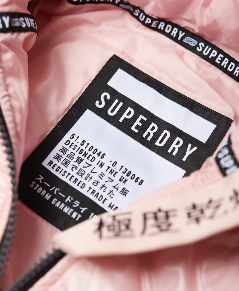 thumbnail 12 - Superdry-Womens-Storm-Injected-Luxe-Hybrid-Jacket
