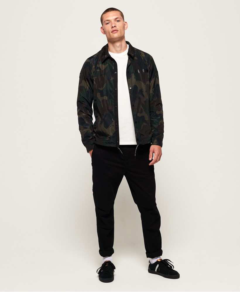 Superdry-Mens-Surplus-Goods-Coach-Jacket thumbnail 3