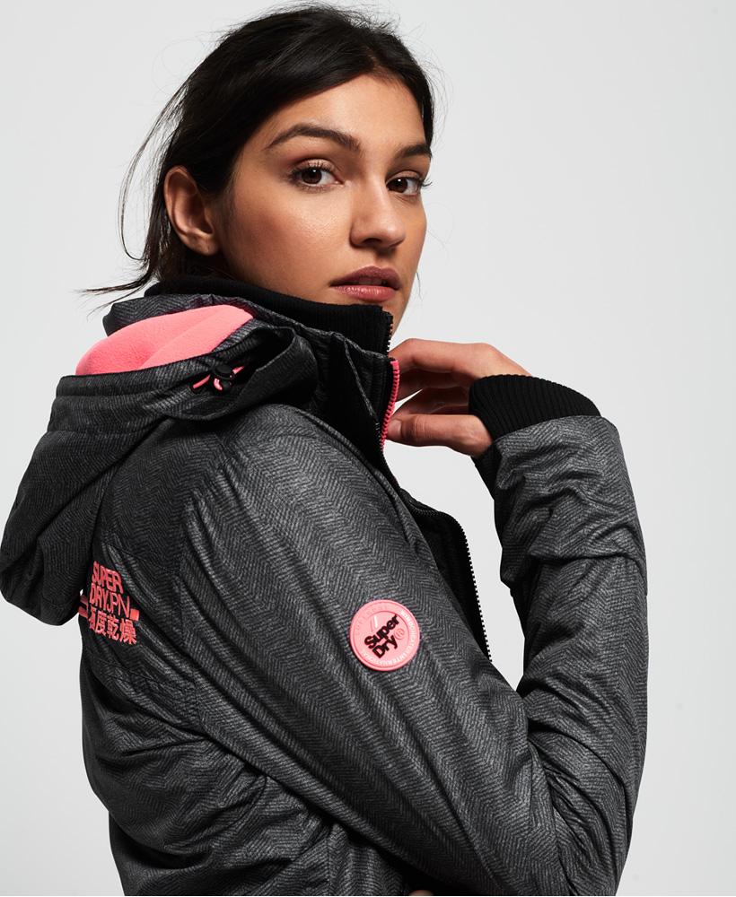 Superdry-Arctic-Hooded-Print-Pop-Zip-SD-Windcheater-Jacket miniatuur 12