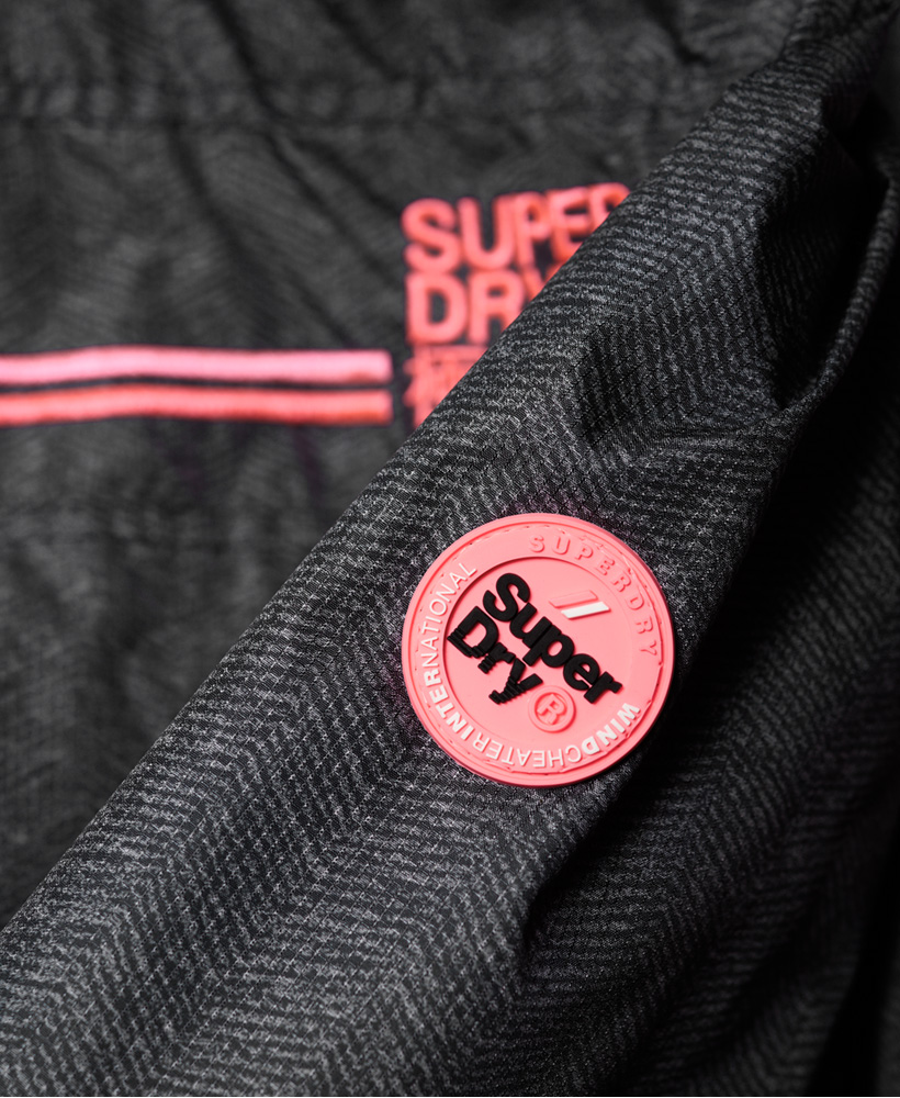Superdry-Arctic-Hooded-Print-Pop-Zip-SD-Windcheater-Jacket miniatuur 14