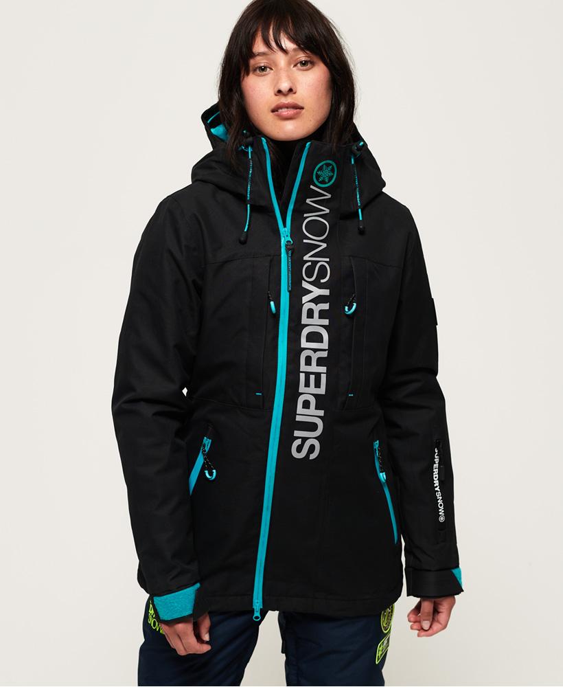 Superdry Damen Sd Multi Jacke