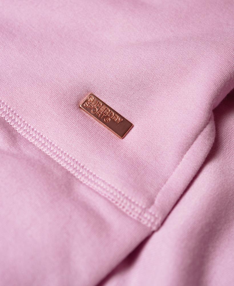 Superdry-Damen-Active-Studio-Luxe-Rundhals-Sweatshirt Indexbild 17